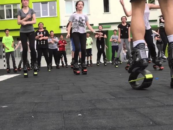 Kangoo Jumps Kids c 10-12 лет
